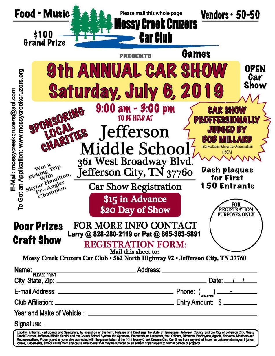 Car Show Application