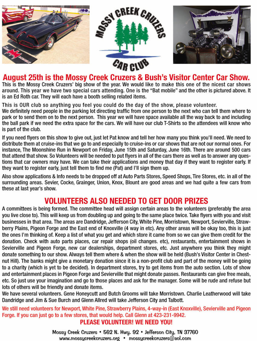 June 2012 Newsletter Page 5