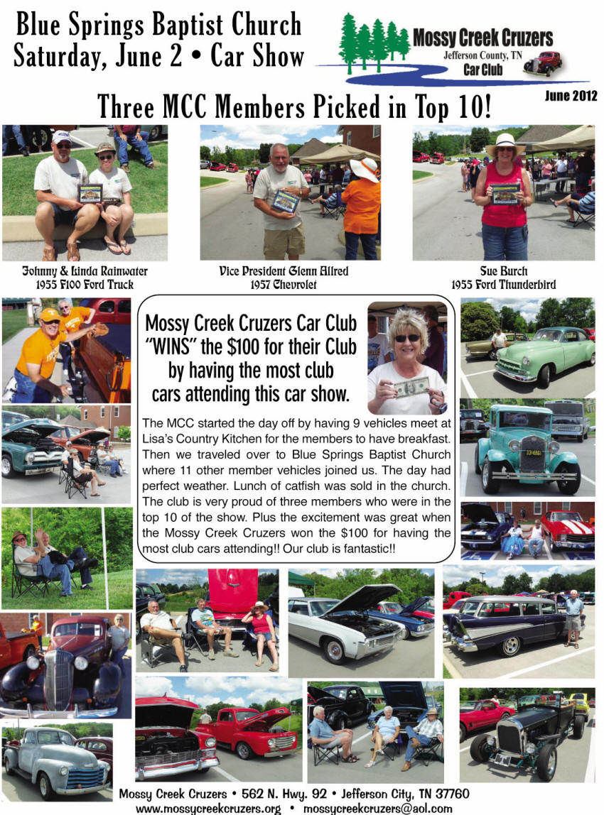 June 2012 Newsletter Page 4